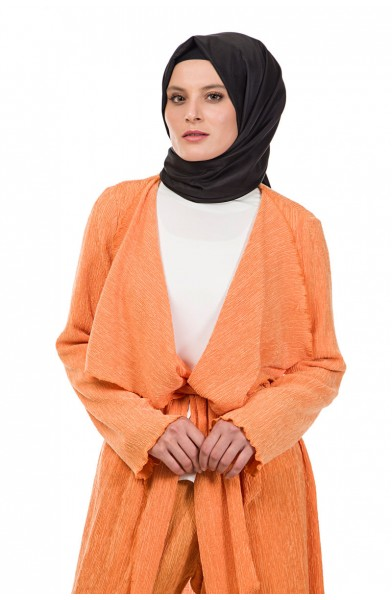Salaş 2'li Kombin Mdn-3852 Orange
